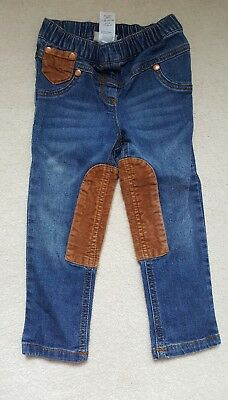 next baby girl jeans 18-24 months