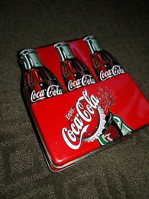Coca cola lunch box *collectible*