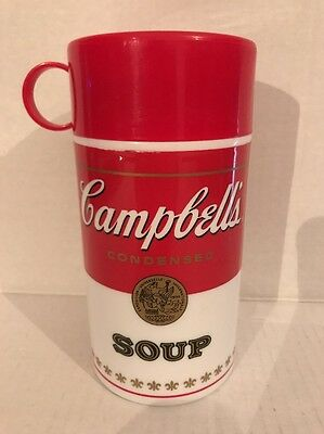 Campbells Condensed Soup Can-tainer 1998 Thermos