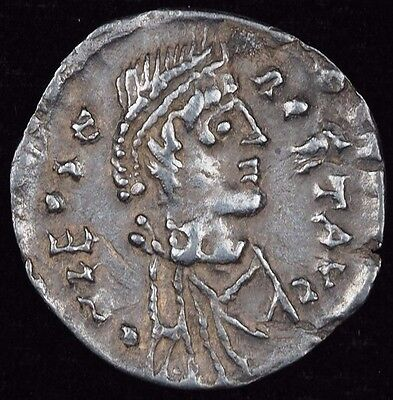 474 Ad Leo I East Roman Empire Constatinople Siligua