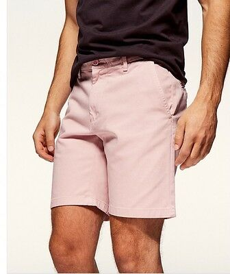 Sfera Men's Chino shorts from Spain - size 38, slim fit