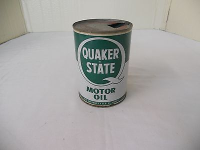 Quaker State Motor Oil 1 Quart Can