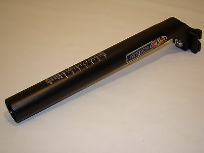 Easton EA50 Aluminum Alloy 300 x 31.6 mm Seat Post w/Offset Black Anodized OEM