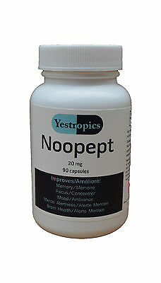Noopept 20mg 30 or 90 capsules