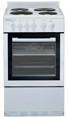 New Euromaid - EW50 - 50cm Upright Cooker from Bing Lee