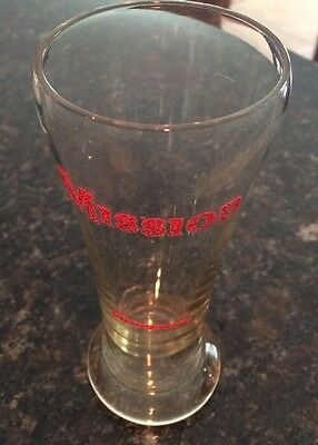 Rare Vintage Mission Soda Fountain Glass