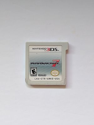 Mario Kart 7 (Nintendo 3DS, 2011) GAME ONLY