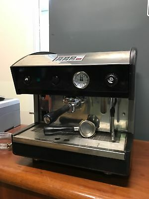 Astoria Espressimo 1 group coffee machine
