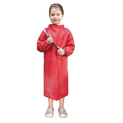 Sovereign Kids Art Smock Red 02103