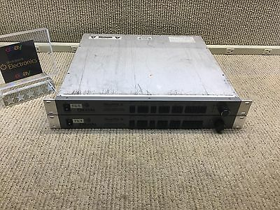 2 X Leitch MicroSYNC-AV AVS-2400 Stereo Audio/Video Synchronizer