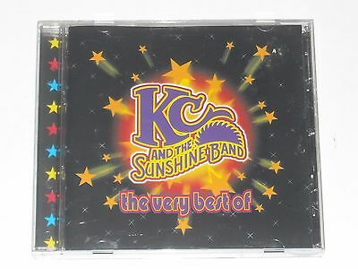 KC & THE SUNSHINE BAND The Very Best Of CD 70's DISCO