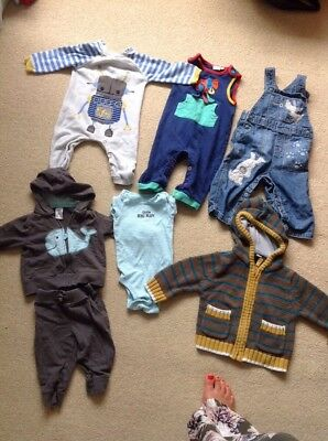 6-9 month boys clothes bundle