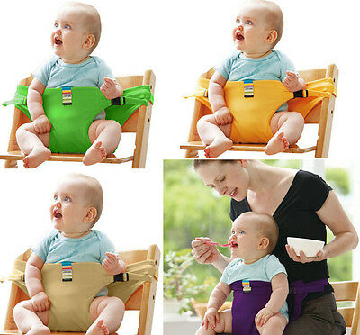 Baby Car Chair Seat Harness Infant Dining Belt Portable Safety Feeding Booster