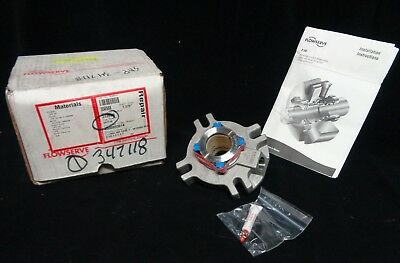 """Flowserve (Manufacture Refurbished) P-50 * Dura Seal 1.375"""" * 312659 * 316 Ss"""