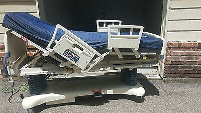 """Stryker Secure II  Electric Hospital Bed Works Good """"NO MATTRESS"""""""