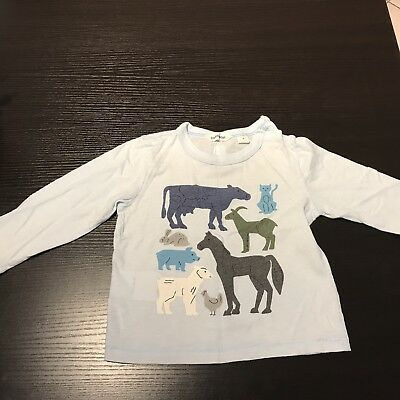 Country Road Long Sleeve Top - Baby Boy Size 0