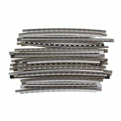 Yibuy Electric Guitar Fret Wire Set of 24 Silver
