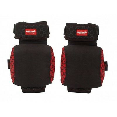 REDBACKS PROFESSIONAL STRAP ON /STRAPPED REDBACK KNEE PADS - Snickers Direct