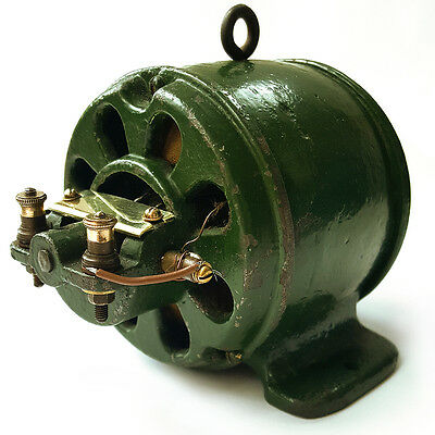 Antique Electric Motor Dynamo Model Steam Stationary Engine Stuart Turner ?