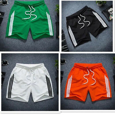 Men Shorts Pants Quick Dry Swim Beach Surf Shorts Board Casual Sports Trousers