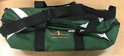 Iron Duck Oxygen Bag D Size Clamshell Green - New