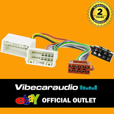 Awesome Kia Sorento Rio Picanto Car Stereo Radio Wiring Harness Iso Loom Wiring Cloud Hisonuggs Outletorg