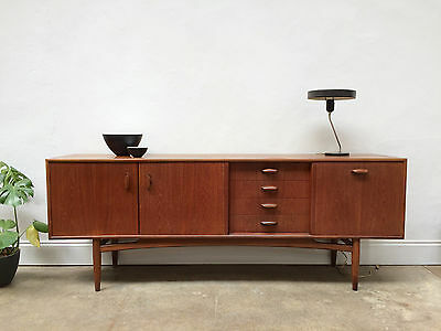 Vintage 1960s G Plan Teak Sideboard. Danish Retro Mcintosh Vodder. DELIVERY