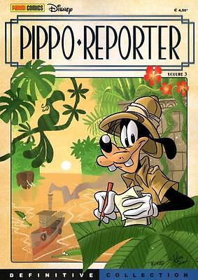 PIPPO REPORTER DEFINITIVE COLLECTION n. 3 Panini Disney