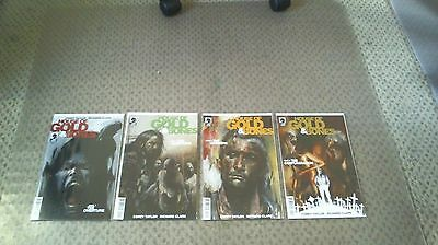 House Of Gold & Bones #1-4, 1 2 3 4 Complete Series Set Dark Horse 2013 Vf /981/