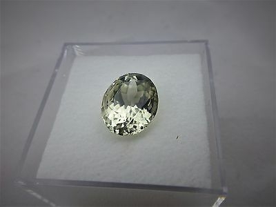 ⚒  RARITÄT!! Silimanit facettiert 3.83 cts / Silimanite faceted # Orissa,Indien