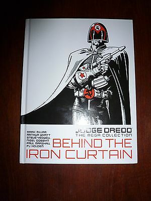 """Judge Dredd : the Mega Collection / Issue 67 / #59 / """"Behind the Iron Curtain"""""""