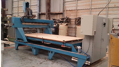 Standard Model 105 3-Axis CNC Router