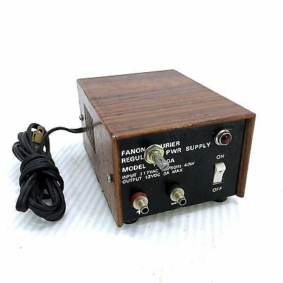 External Aviation Regulated External Power Supply PS-20A Fanon Courier PS20A
