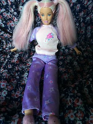 Vintage barbie dream glow, soft bodied, rare 1998, collectable