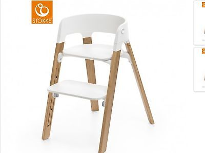 Stokke Steps High Chair  - Excellent Condition