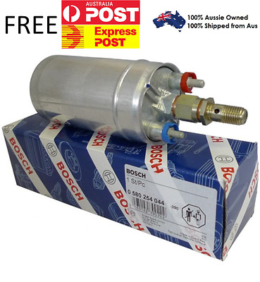 1x Genuine BOSCH 044 Racing External Fuel Pump 0580254044 E85 Universal NEW
