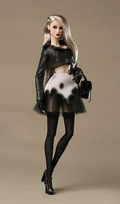 Fashion Royalty Smoke and Mirrors Lilith Doll Complete Outfit
