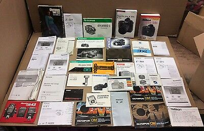 Lot of 36 Used Assorted Photographic Manuals / Guides (LOT#720005)