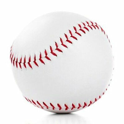 Large Size Sport Softball Balls Soft PVC Upper Rubber Inner Training Ball BTF
