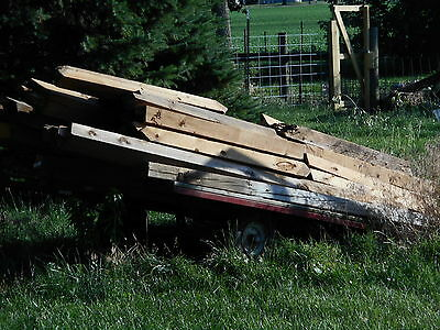 Old Oak Barn Wood (Bulk Sale) Misc. Sized
