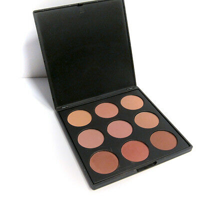 Read MORPHE 9BZ That Glow Bronzer Palette  9-Colors (only one color tested)