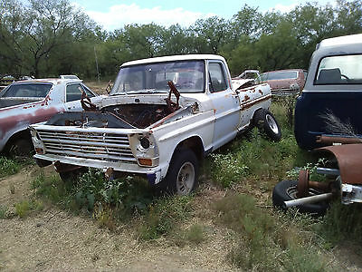 1968 Ford F-100  1968 ford f100