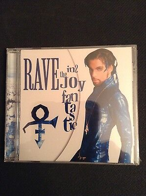 *MISPRINTED INSERT* Prince Rave In2 the Joy Fantastic cd NPGMC Exclusive SEALED!