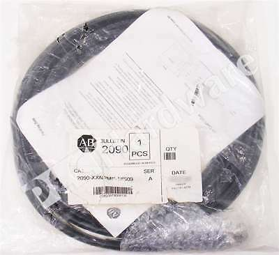 New Allen Bradley 2090-XXNPMP-14S09 /A Std Power Cable Bayonet & Flying-leads 9m