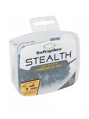 SoftSpikes Stealth Golf Cleats Pins