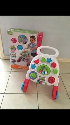 Step By Step Activity Walker