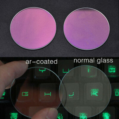 2pcs 42*2.0mm ar-coated glass ,suitable for C8 flashlight hot sale  RG