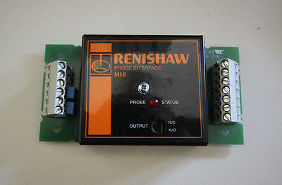 Renishaw  MI8 Interface