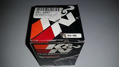K&N Oil Filter KN 198 For Polaris Victory Jackpot