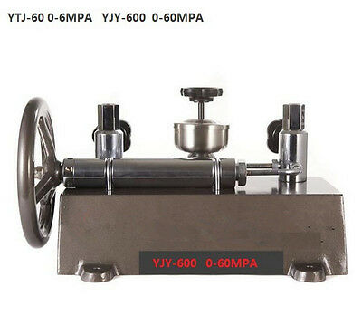 YJY-600A pressure gauge calibrator table Pressure pump calibration tester